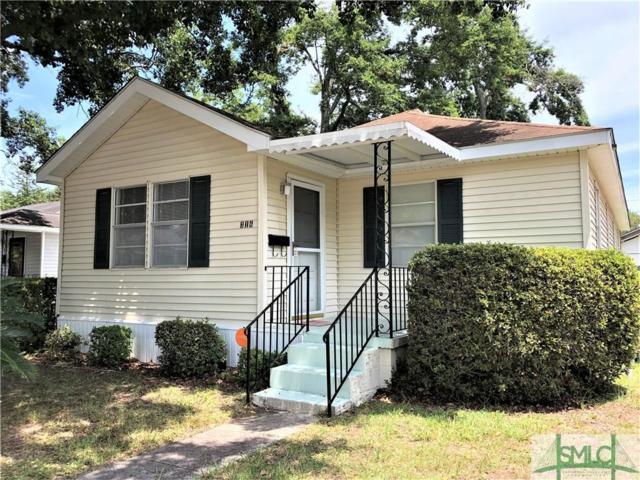 316 Forrest Avenue, Savannah, GA 31404 (MLS #210147) :: The Sheila Doney Team