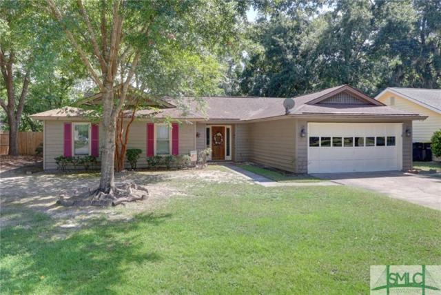109 S Nicholson Avenue, Savannah, GA 31419 (MLS #210151) :: McIntosh Realty Team
