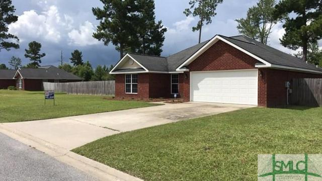 40 Mill Pond Lane SE, Ludowici, GA 31316 (MLS #210154) :: McIntosh Realty Team