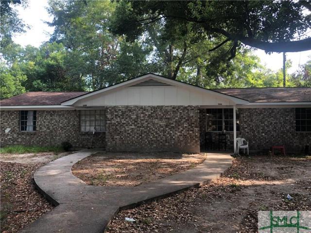 114 W 55th Street, Savannah, GA 31405 (MLS #210172) :: The Arlow Real Estate Group