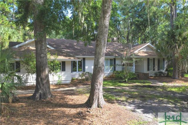 30 Sweetgum Crossing, Savannah, GA 31411 (MLS #210182) :: Teresa Cowart Team