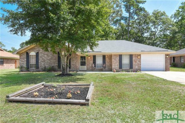 916 Mill Drive, Savannah, GA 31419 (MLS #210186) :: The Arlow Real Estate Group