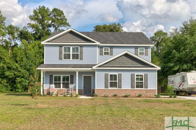 137 Taylor Drive, Guyton, GA 31312 (MLS #210205) :: The Sheila Doney Team