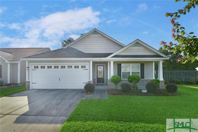 96 Roseberry Circle, Port Wentworth, GA 31407 (MLS #210210) :: Teresa Cowart Team