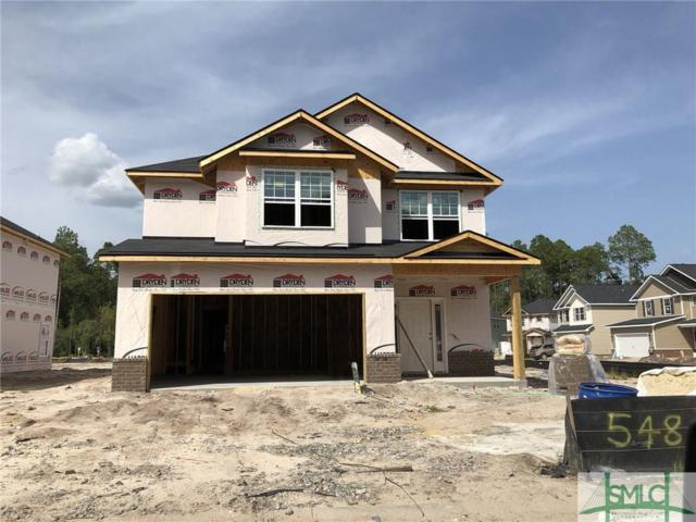 1272 Cypress Fall Circle, Hinesville, GA 31313 (MLS #210213) :: Teresa Cowart Team
