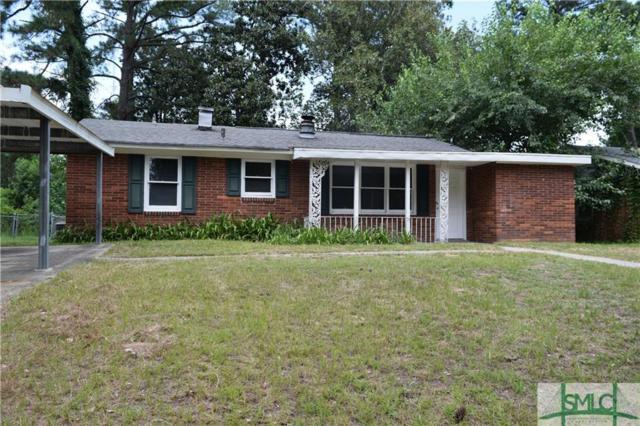 1816 Northgate Drive, Savannah, GA 31404 (MLS #210233) :: The Arlow Real Estate Group