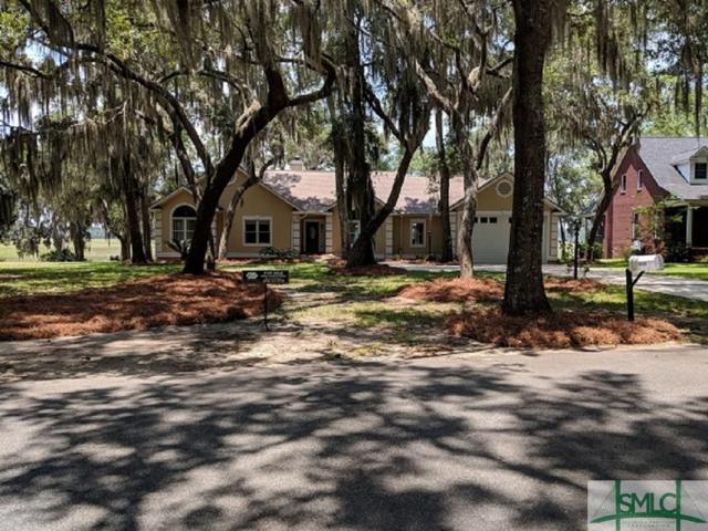 3529 Sutherland Bluff Drive, Townsend, GA 31331 (MLS #210246) :: The Randy Bocook Real Estate Team