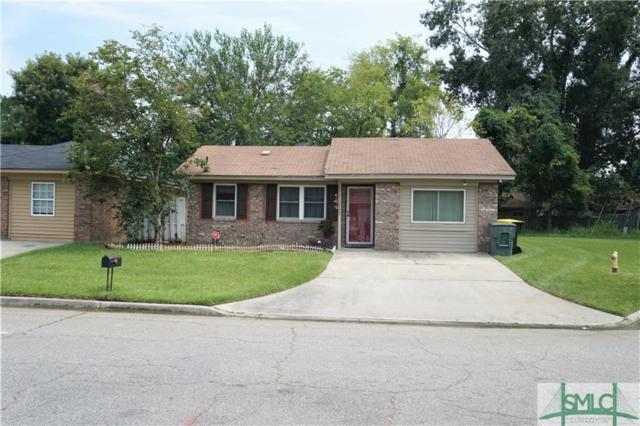 202 Tech Drive, Savannah, GA 31406 (MLS #210261) :: The Arlow Real Estate Group