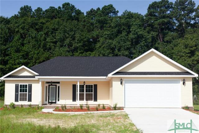 130 Shiloh Drive, Brooklet, GA 30415 (MLS #210271) :: The Arlow Real Estate Group