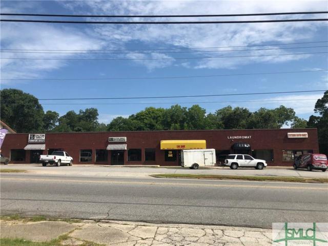 107 E Parrish Street, Statesboro, GA 30458 (MLS #210278) :: The Arlow Real Estate Group