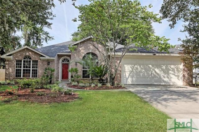 13 Ballastone Court, Savannah, GA 31410 (MLS #210283) :: Coastal Savannah Homes