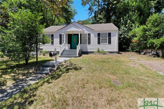 1704 E 31st Street, Savannah, GA 31404 (MLS #210290) :: The Arlow Real Estate Group