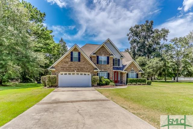 124 Biltmore Drive, Guyton, GA 31312 (MLS #210293) :: McIntosh Realty Team