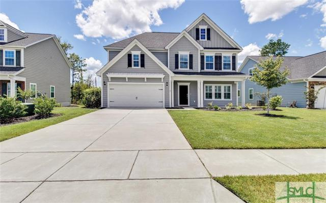 121 Baynard Street, Pooler, GA 31322 (MLS #210309) :: The Randy Bocook Real Estate Team