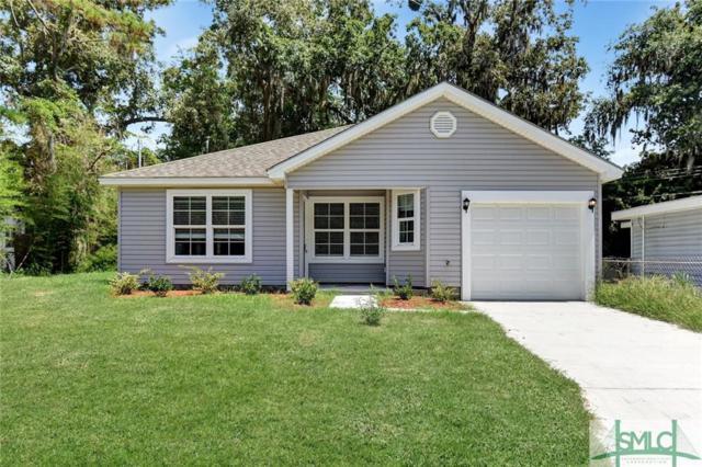 1412 Hendry Avenue, Savannah, GA 31406 (MLS #210313) :: The Sheila Doney Team