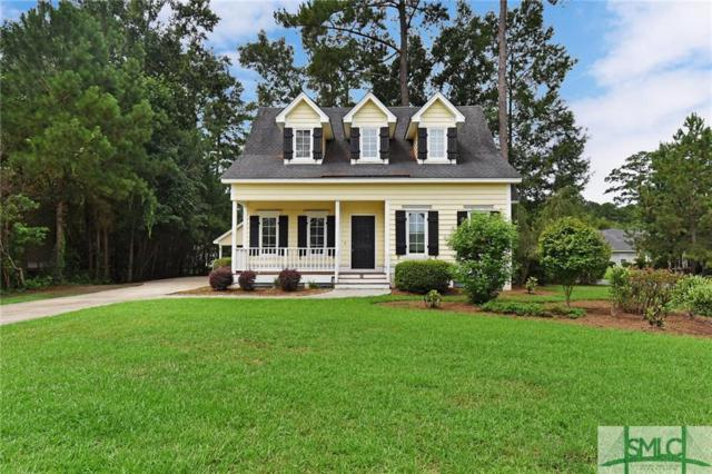 20 Chaple Lane, Richmond Hill, GA 31324 (MLS #210317) :: Teresa Cowart Team