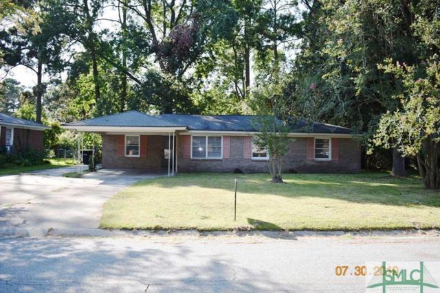 229 Dyches Drive, Savannah, GA 31406 (MLS #210350) :: The Randy Bocook Real Estate Team