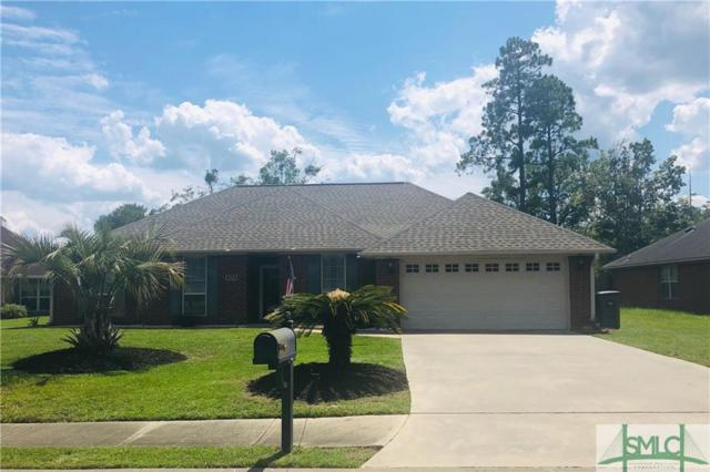 112 Bannon Court, Hinesville, GA 31313 (MLS #210494) :: The Randy Bocook Real Estate Team