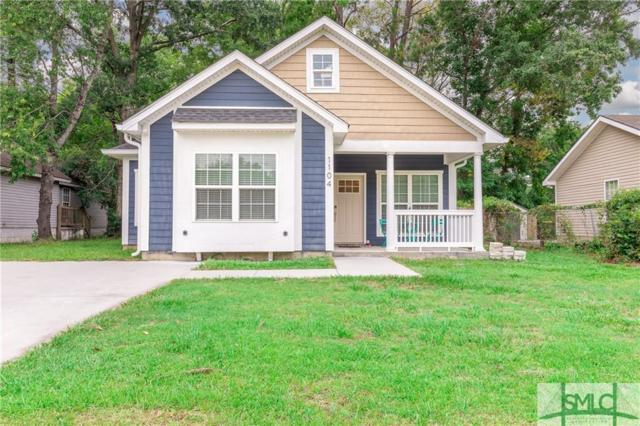 1104 Scott Street, Savannah, GA 31405 (MLS #210501) :: The Arlow Real Estate Group