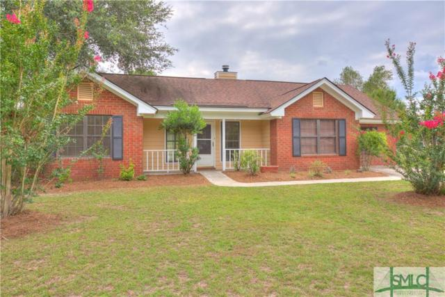 180 Sebring Drive, Bloomingdale, GA 31302 (MLS #210552) :: The Randy Bocook Real Estate Team