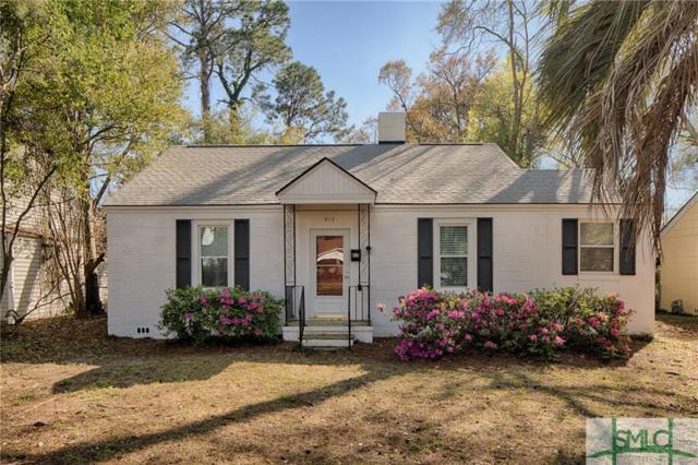 415 E 64th Street, Savannah, GA 31405 (MLS #210556) :: Keller Williams Coastal Area Partners