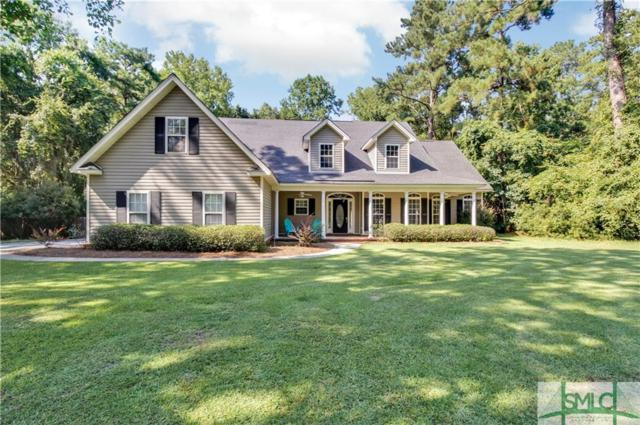 950 Rathlin Road, Richmond Hill, GA 31324 (MLS #210605) :: McIntosh Realty Team