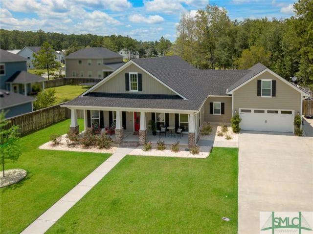 109 Buckingham Drive, Guyton, GA 31312 (MLS #210610) :: Keller Williams Coastal Area Partners