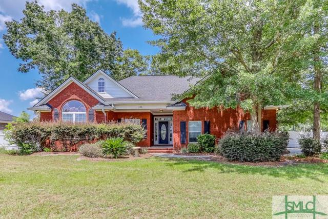 120 Tolliver Lane, Rincon, GA 31326 (MLS #210622) :: The Randy Bocook Real Estate Team