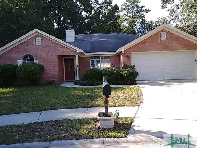 30 Chapel Drive, Savannah, GA 31406 (MLS #210628) :: Keller Williams Realty-CAP