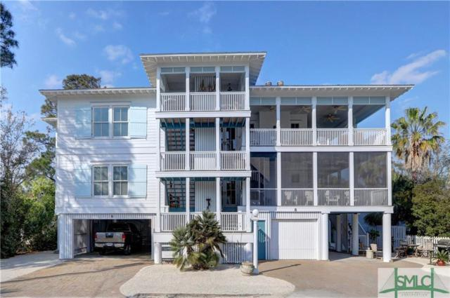 8 6th Place, Tybee Island, GA 31328 (MLS #210630) :: Liza DiMarco