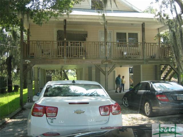 33 Estill Hammock Road, Tybee Island, GA 31328 (MLS #210683) :: The Randy Bocook Real Estate Team