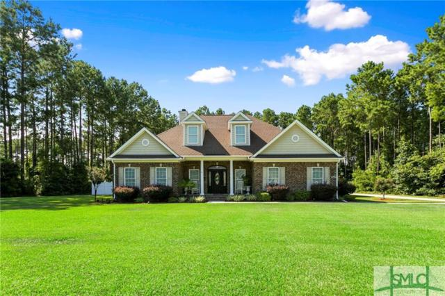 1695 St Catherine's Circle, Richmond Hill, GA 31324 (MLS #210690) :: The Randy Bocook Real Estate Team