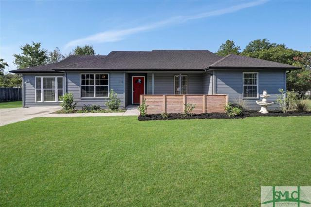224 Lemans Drive, Bloomingdale, GA 31302 (MLS #210700) :: The Randy Bocook Real Estate Team