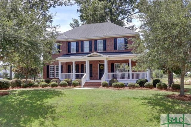 9 Lee Hall Drive, Savannah, GA 31419 (MLS #210706) :: The Randy Bocook Real Estate Team