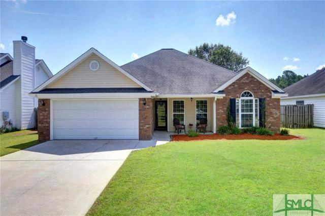 210 Pebblestone Drive, Bloomingdale, GA 31302 (MLS #210712) :: McIntosh Realty Team