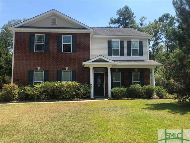 143 Magnolia Drive, Pooler, GA 31322 (MLS #210731) :: RE/MAX All American Realty