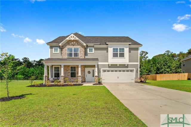 611 Majestic Drive, Guyton, GA 31312 (MLS #210742) :: The Randy Bocook Real Estate Team