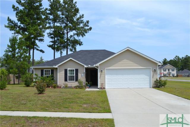 146 Knotty Pine Circle, Springfield, GA 31329 (MLS #210745) :: Keller Williams Coastal Area Partners