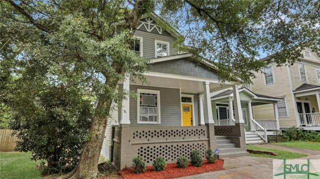 509 E 32nd Street, Savannah, GA 31401 (MLS #210759) :: The Randy Bocook Real Estate Team