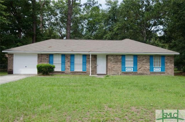 609 Caroline Street, Hinesville, GA 31313 (MLS #210783) :: The Randy Bocook Real Estate Team