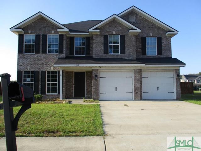 158 Whitaker Way, Midway, GA 31320 (MLS #210789) :: The Randy Bocook Real Estate Team