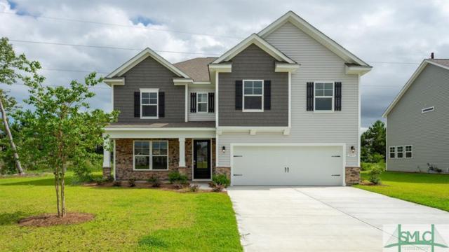 75 Palmer Place, Richmond Hill, GA 31324 (MLS #210804) :: The Randy Bocook Real Estate Team