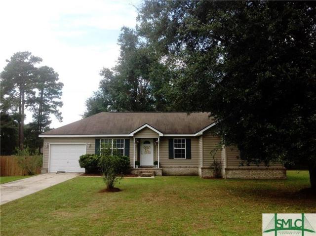 209 Maple Street, Bloomingdale, GA 31302 (MLS #210820) :: The Randy Bocook Real Estate Team