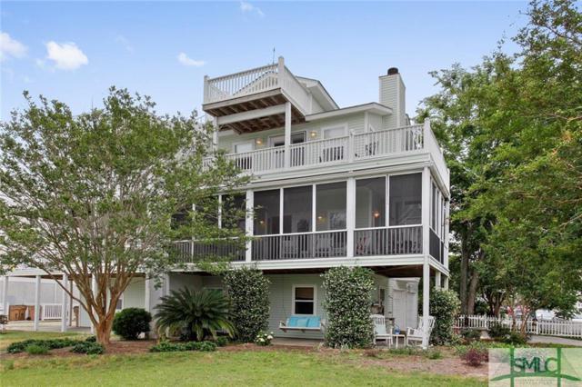 53 Captains View, Tybee Island, GA 31328 (MLS #210826) :: Coastal Savannah Homes