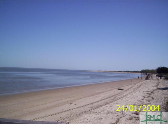 1217 Bay Street, Tybee Island, GA 31328 (MLS #210854) :: The Randy Bocook Real Estate Team