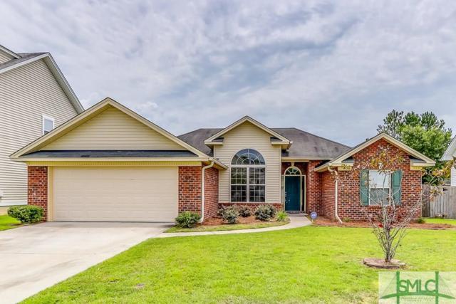 202 Pine Forest Lane, Pooler, GA 31322 (MLS #210863) :: The Arlow Real Estate Group