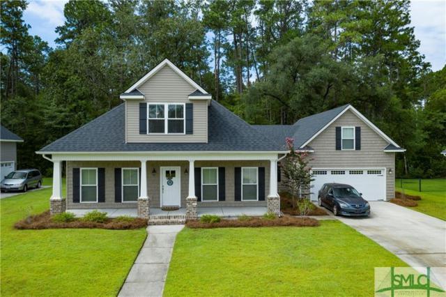 327 Windsor Road, Guyton, GA 31312 (MLS #210920) :: The Randy Bocook Real Estate Team