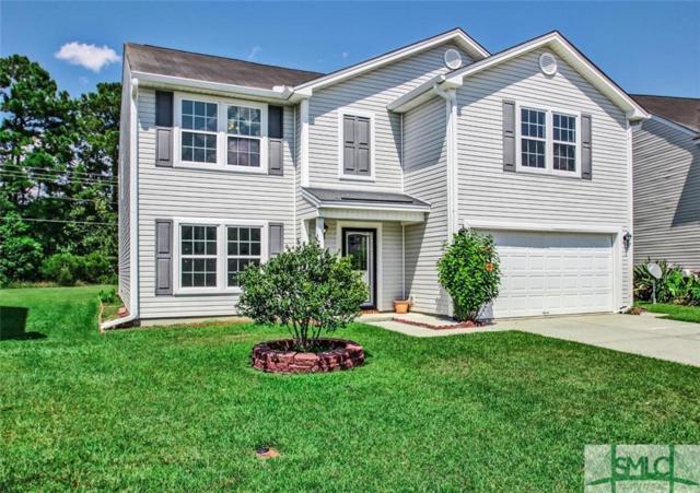 41 Holly Springs Circle, Port Wentworth, GA 31407 (MLS #210924) :: The Randy Bocook Real Estate Team