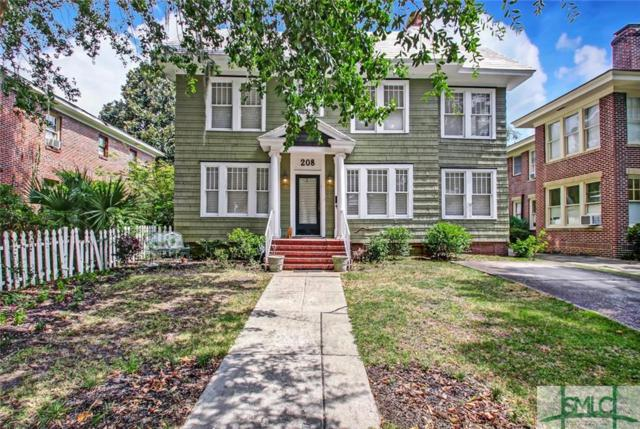 208 E 48th Street, Savannah, GA 31405 (MLS #210928) :: Keller Williams Coastal Area Partners