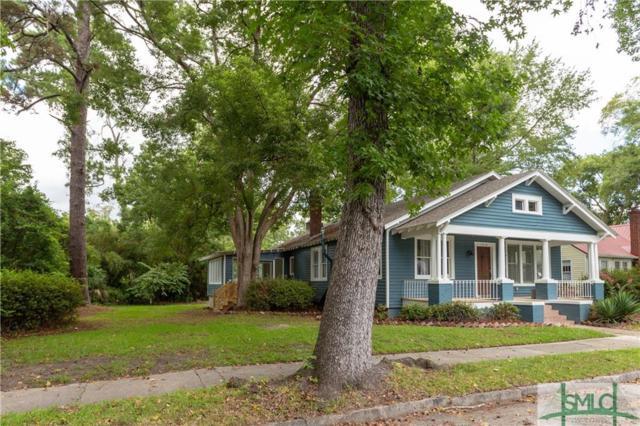1218 E 50th Street, Savannah, GA 31404 (MLS #210935) :: Keller Williams Coastal Area Partners